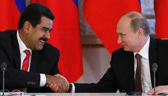 Rusia contribuye al desarrollo de un mundo multipolar, reconoce Maduro