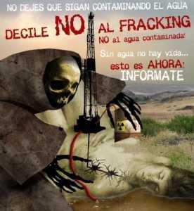 No-al-Fracking