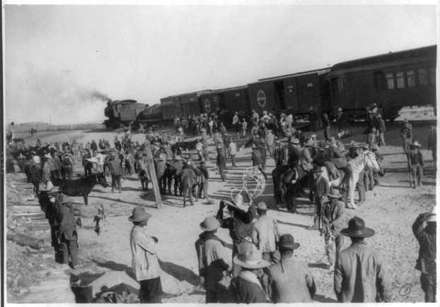 Podrían reactivar comercialmente ferrocarril del Istmo de Tehuantepec 2
