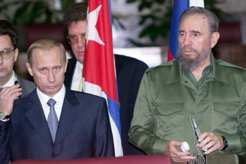 Rusia quiere una Latinoamérica unida, fuerte e independiente: Vadímir Putin