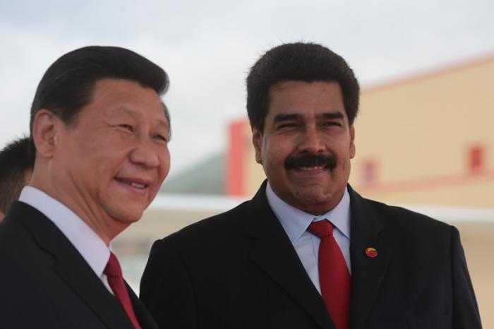 Xi Jinping-Maduro