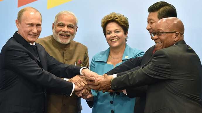 BRICS creará un banco para desafiar dominio financiero de EU y Europa