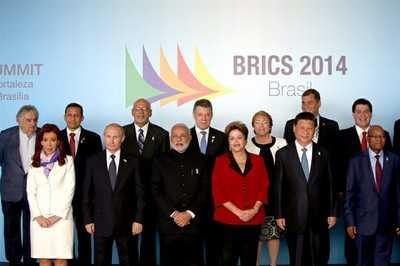 BRICS y Unasur se unen contra la hegemonía de Estados Unidos
