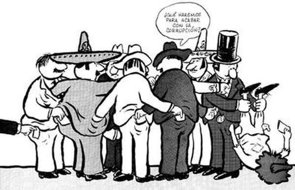 ¿Se puede curar la corrupción?