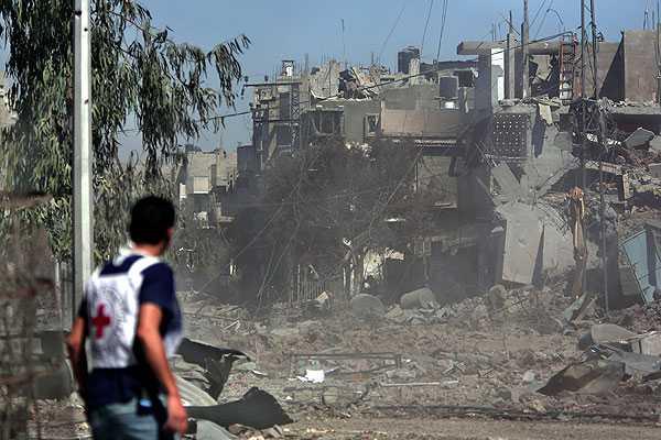 Tres representantes de la ONU mueren en Gaza
