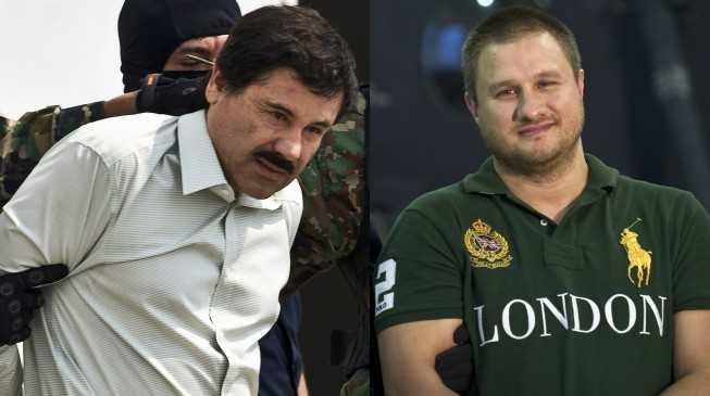 El Chapo y  La Barbie inician huelga de hambre por violaciones a sus derechos