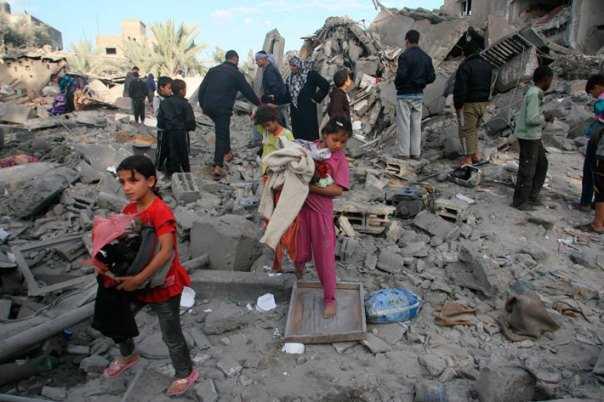 Las víctimas de Gaza: lista de palestinos asesinados por Israel
