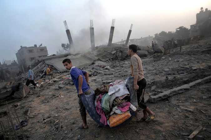 Israel prepara invasión terrestre sobre la Franja de Gaza