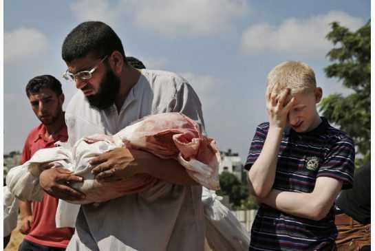 La última masacre de Gaza, capítulo de limpieza étnica en Palestina