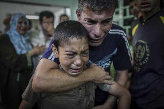 Israel anuncia ofensiva militar prolongada en Gaza