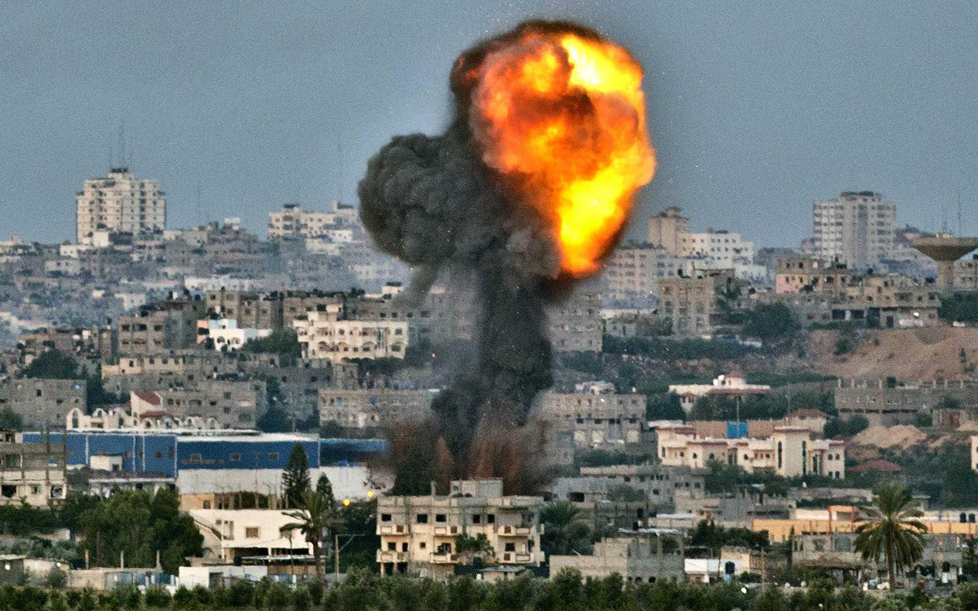 Gaza: el gas de Palestina en la mira