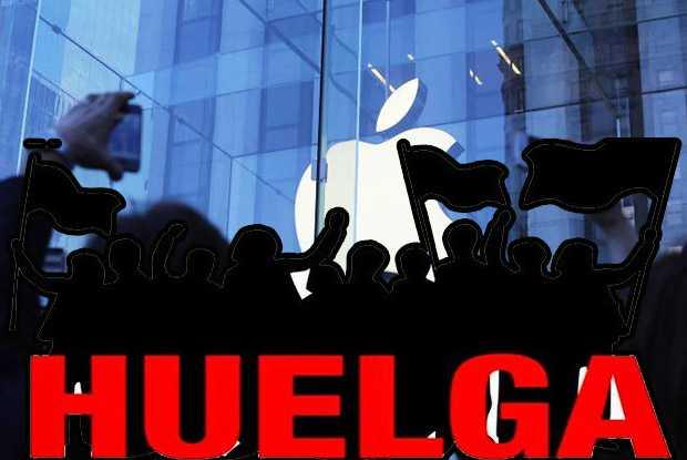 Empleados demandan a Apple por violar leyes laborales