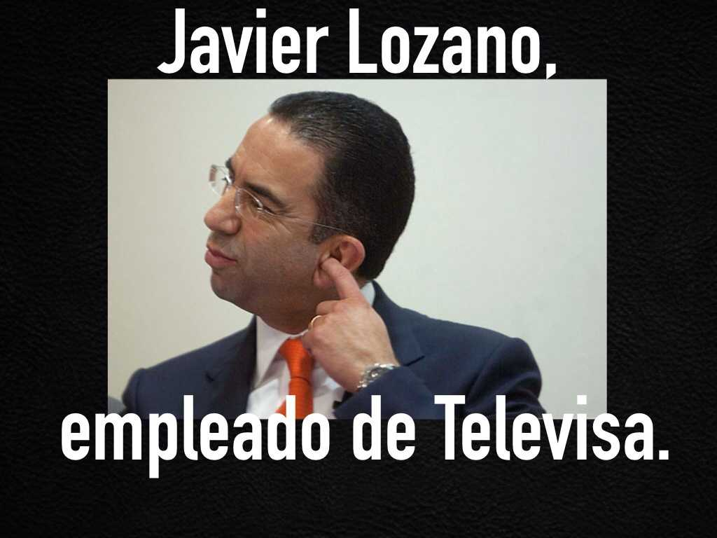 Televisa seguirá siendo monopolio