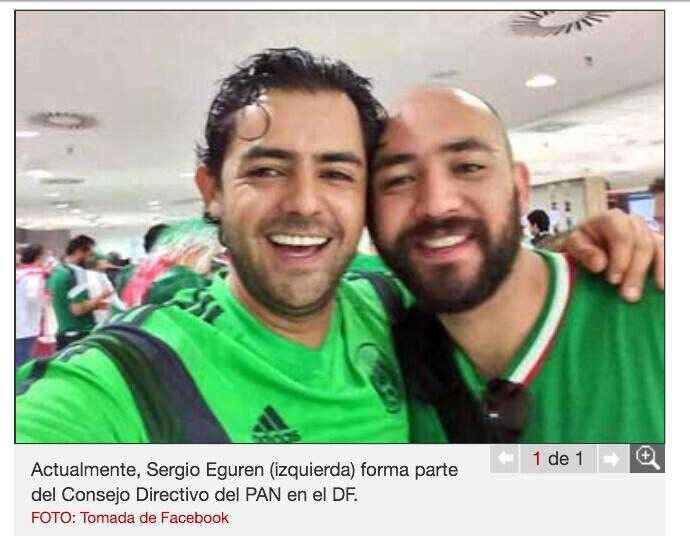 """Consulado mexicano en Brasil solicita liberación de """"respetables panistas"""""""