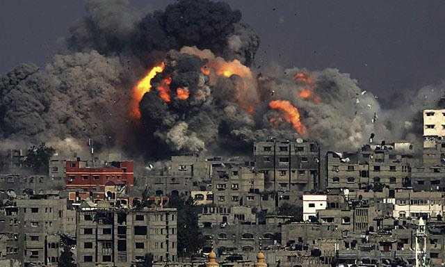 Israel reanuda ataques a franja de Gaza