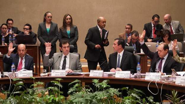 Aprueba consejo general del INE registro de Morena como partido
