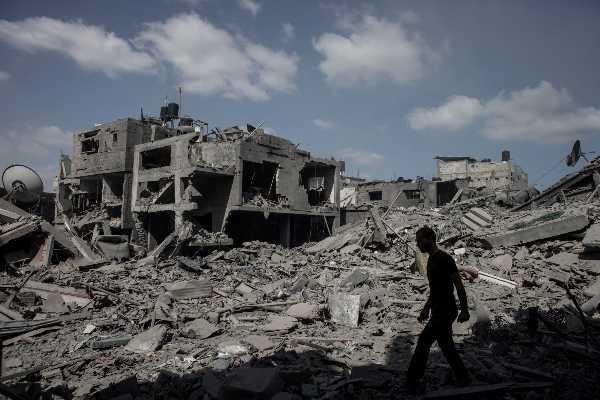 Obama pide a Israel a un alto el fuego en Gaza