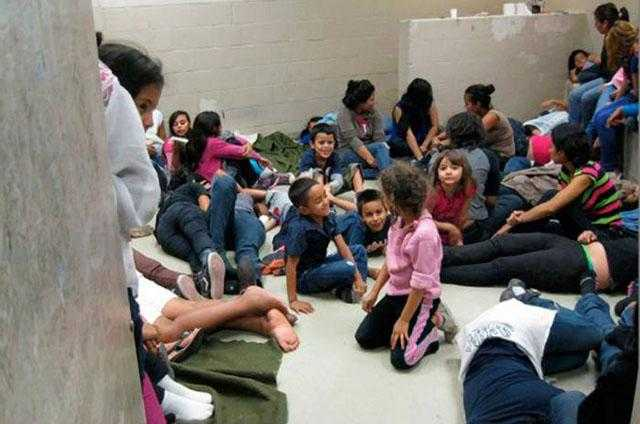 México expulsa a niños migrantes que piden asilo