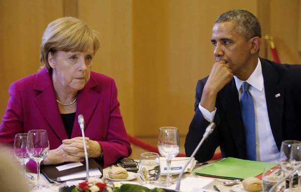 Espionaje tensa la relación de Estados Unidos con Alemania