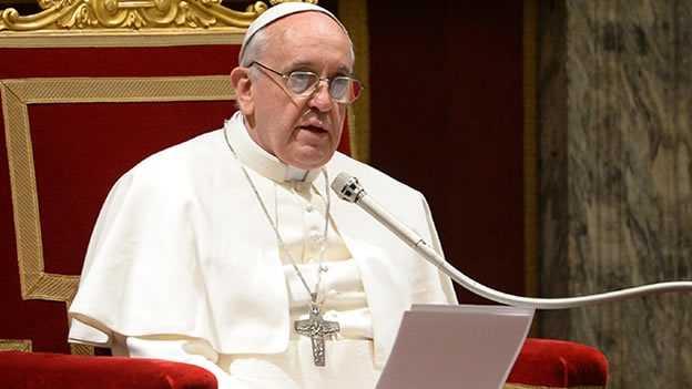Papa Francisco pide fin de las hostilidades en Gaza