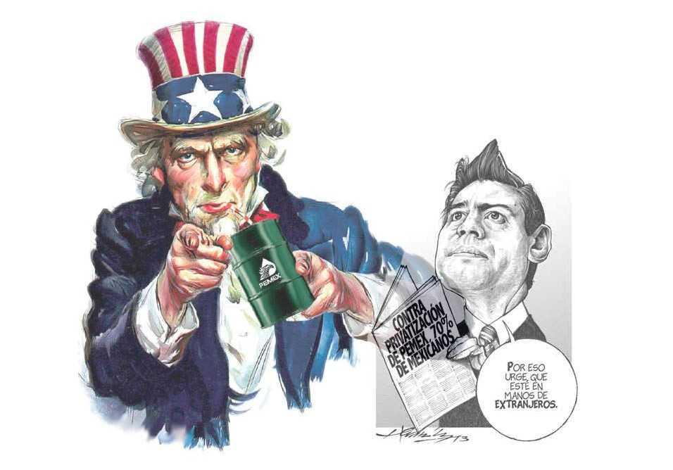Ronda Uno: zopilotes de Wall Street sobrevuelan el Golfo de México