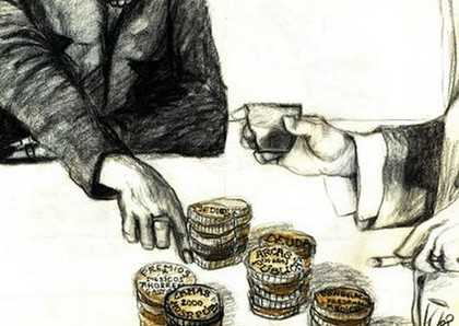500 mil millones regala el gobierno a los ricos y cobra todo a los pobres