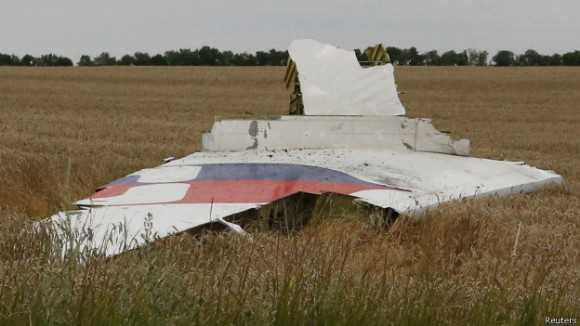 Lo que se sabe del avión de Malaysia Airlines derribado en Ucrania
