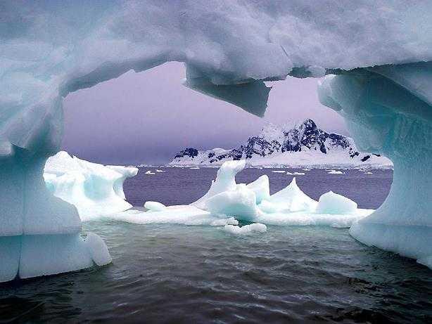 Nivel del mar está subiendo más rápido en la Antártida, revela estudio