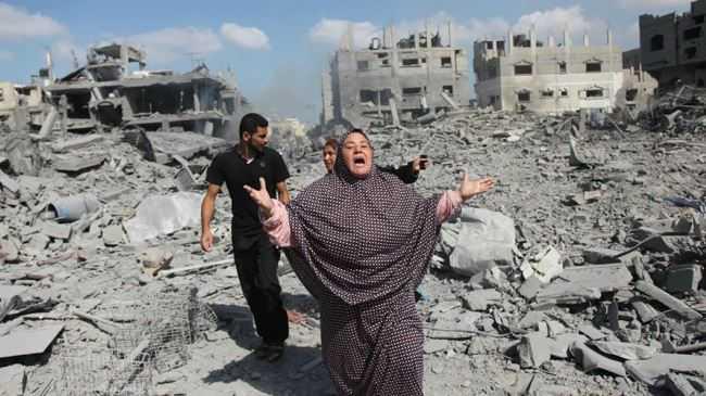 Israel se propone anexar la Franja de Gaza