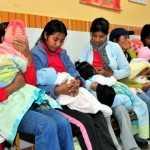 En México cada minuto se embaraza una menor de edad