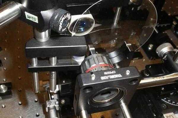 Crean la cámara más veloz del mundo, captura 4,4 billones de fotos por segundo