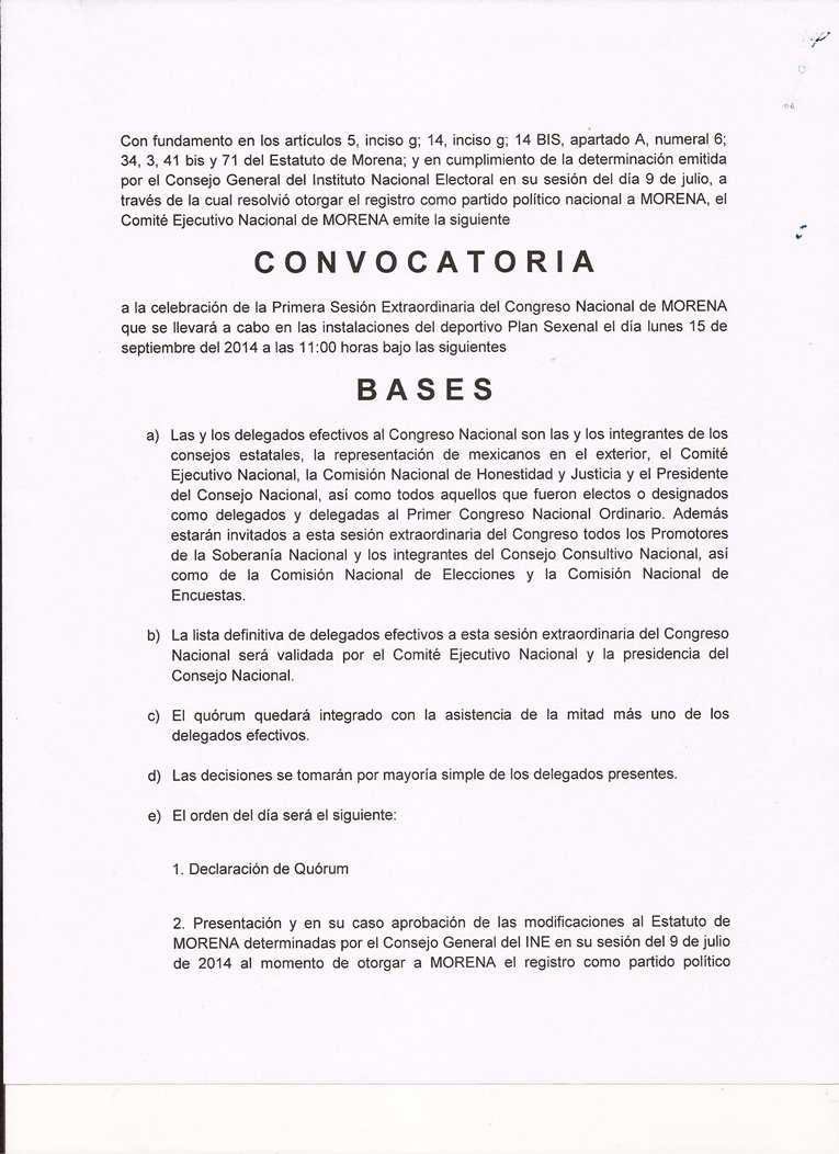 CONGRESO NACIONAL1