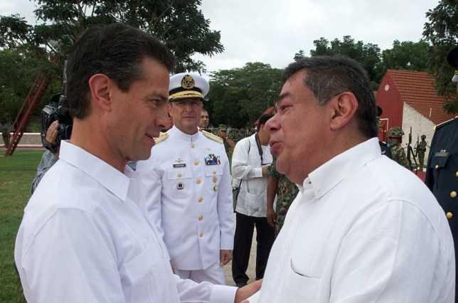Gobernador de Campeche dice que campesinos son pobres porque no trabajan