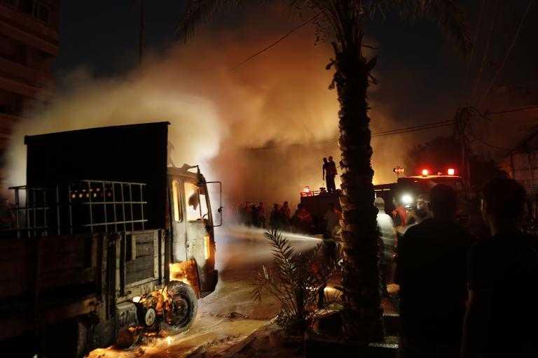 Israel y Hamas observan nueva tregua en Gaza y negocian en El Cairo