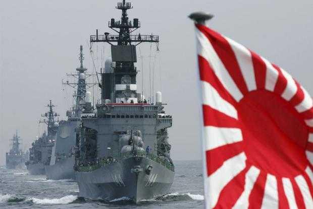 Japón aumenta su arsenal bélico por tensiones con China