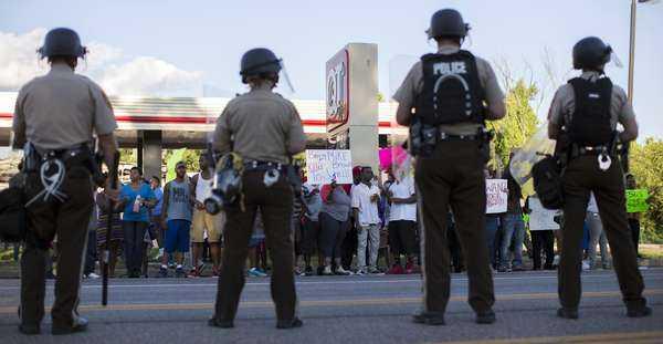 Protesta en 100 ciudades de Estados Unidos contra la violencia racial