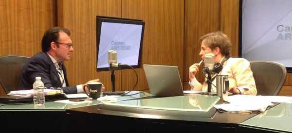 Videgaray señala que Peña Nieto no respetará la Consulta Popular