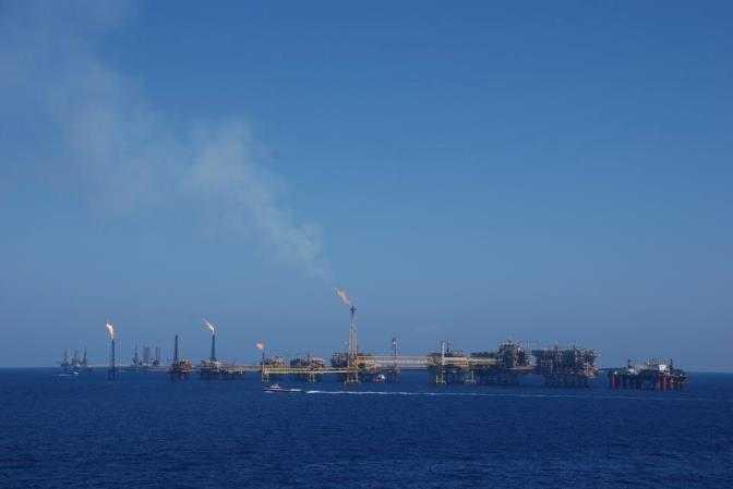 Iniciativa privada descubre gran yacimiento de petróleo en el Golfo de México