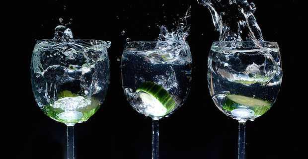 7 deliciosas maneras para aumentar consumo de agua