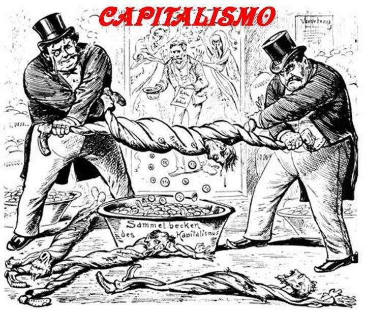 En el capitalismo no existe una solución al problema de endeudamiento