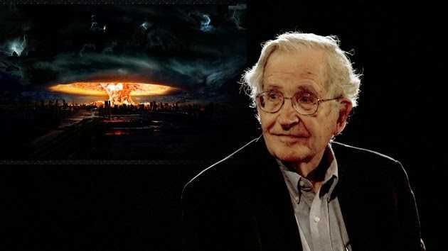"""Chomsky: El legado de Obama, """"nada que admirar"""""""