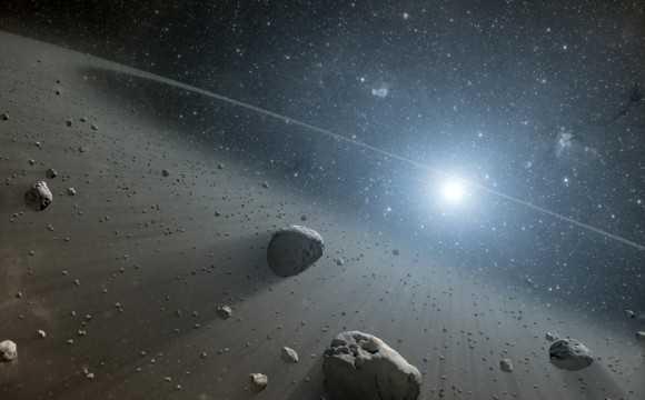 Asteroide impactará con la Tierra en 2880, anuncian investigadores