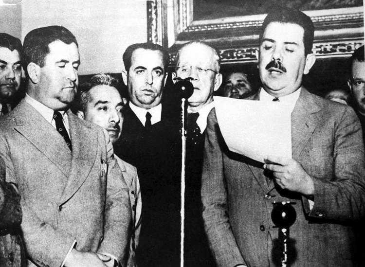 Aquel 18 de marzo de 1938: Un rayo en cielo sereno