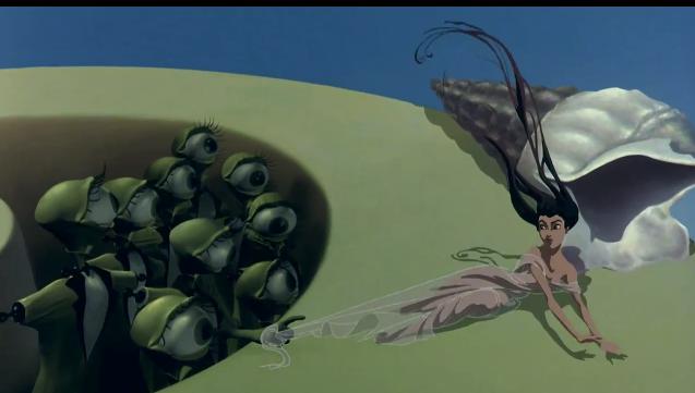 7 buenos Cortometrajes sobre Dalí, Disney y un matrimonio