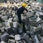 Basura electrónica en aumento en el país