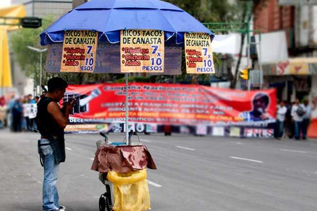 En el México informal más del 60% de los ciudadanos