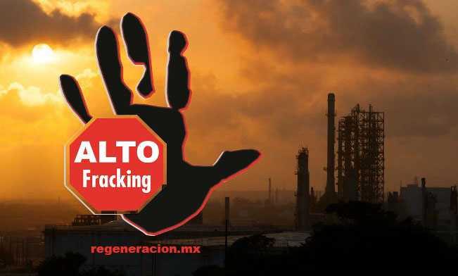Exigen a senadores sumarse a la defensa del agua contra el fracking