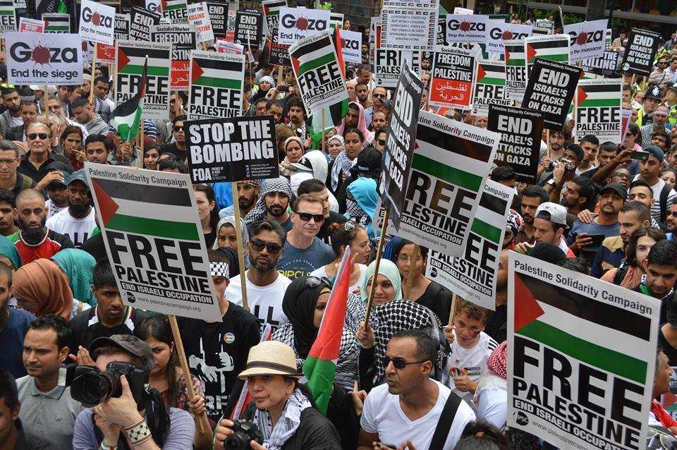 Más de 500 intelectuales del mundo condenan a Israel por ataque a Gaza
