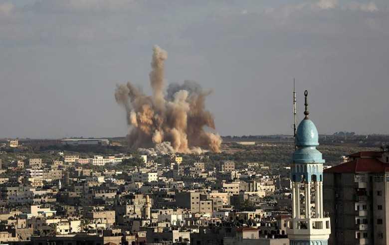 Vuelve la guerra en la Franja de Gaza