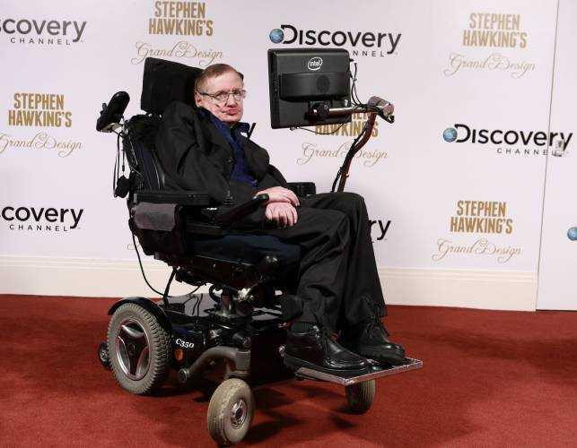 Stephen Hawking y su gran lucha contra la esclerosis lateral amiotrófica